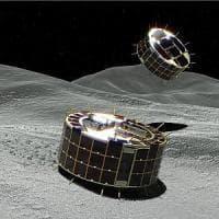 Hayabusa2, la sonda che sembra un videogioco ha