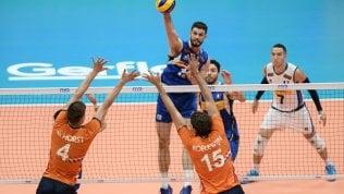 Palloni puffettosi e ascolti record: il volley secondo Lucchetta· Italia-Olanda in diretta