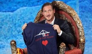 """Roma, Totti: """"25 anni in giallorosso mia vittoria più grande"""""""