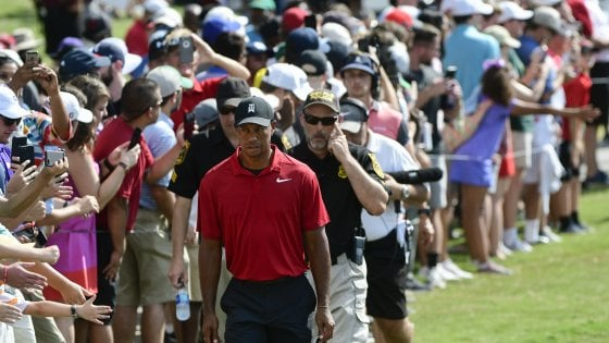 Tour Championship: Woods vede la vittoria. Molinari resta in fondo alla classifica