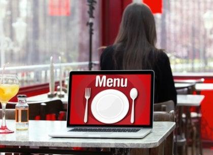 Al ristorante senza sorprese? Un sito pubblica i menu da consultare a casa