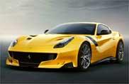 """Una Ferrari F12TdF all'asta per il """"Centro Dino Ferrari"""""""