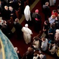 Il Papa in Lettonia invita all'unità dei cristiani