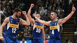 Mondiali, Final Six: i due gironi. Italia contro Serbia e Polonia