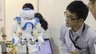 Giappone, 500 robot per insegnare inglese