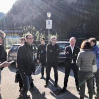 Il consiglio regionale del Veneto sulla Marmolada