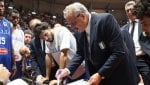 """Sacchetti: ''Social e cellulari, no durante una partita"""""""