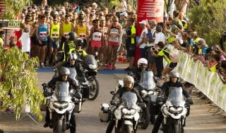 Atletica, Arbatax di Corsa: vincono Pietro Riva e Anna Incerti