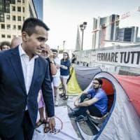 """Manovra, Di Maio: """"No tagli alla Sanità, via i dirigenti politicizzati. Faremo come la..."""