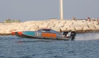 Motonautica, Mondiale UIM:  trionfa Gasbeton (Carpitella-Bacchi)