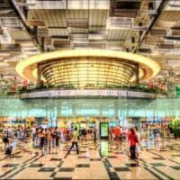 Singapore, l'aeroporto che funziona senza personale