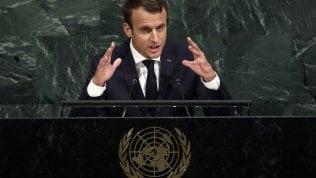 Macron lancia taglio fiscale da 25 miliardi