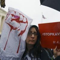 Molestie sessuali, Kavanaugh si difende: