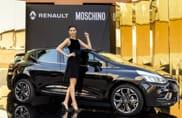 Clio by Moschino, la moda al volante