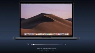 Mojave, Apple rinnova MacOS e il desktop diventa intelligente