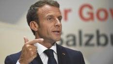 Francia, Macron lancia un maxi taglio fiscale da 25 miliardi. Il deficit salirà al 2,8%