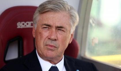 De Laurentiis coccola Ancelotti ''Con Carlo la vita è bella''