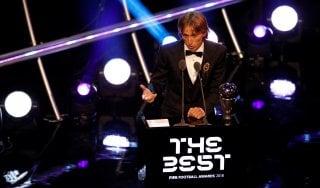 Fifa Awards: trionfa Modric, Deschamps miglior allenatore