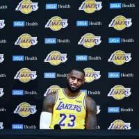 Basket, Nba: in maglia Lakers, parte la nuova avventura di Lebron James