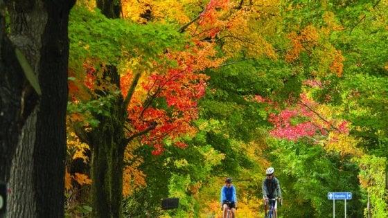 In Canada per ammirare i colori del foliage