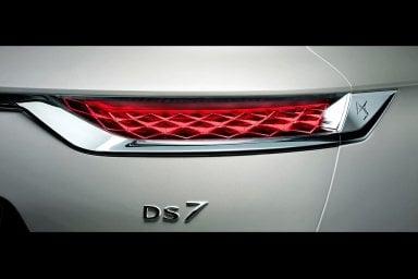 DS 7 Crossback E-Tense 4x4
