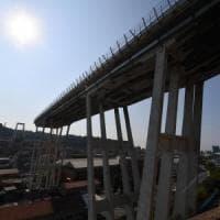 """Ponte Morandi, la Commissione: """"Crollo dovuto a struttura, non a stralli. Autostrade ha..."""