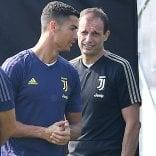 Allegri non rinuncia a Ronaldo ''Gli serve giocare e fare gol''
