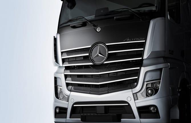 Nuovo Mercedes Actros, il gigante è arrivato