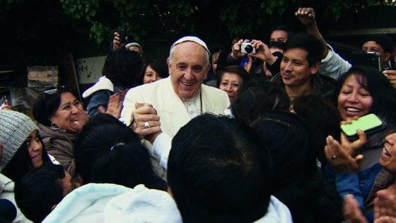 Wim Wenders a Parma racconta il fim su Papa Francesco