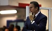 """Coach Recalcati dice basta """"Non posso più dare il 100%"""""""
