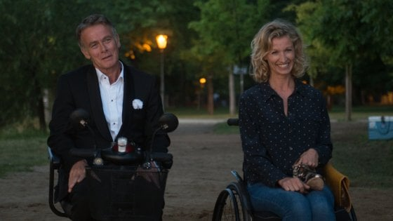 Amore handicap e bugie 39 tutti in piedi 39 la disabilit for Film sedia a rotelle 2018