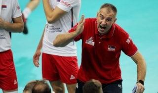 """Volley, Mondiale; Vladimir Grbic: """"Con l'Italia sarà un derby"""""""