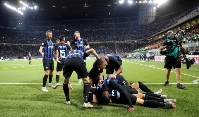 Inter soffre ma vince: 2-1 alla Fiorentina
