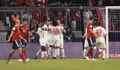 Sorpresa: il Bayern Monaco non vince L'Augsburg strappa il pari in extremis