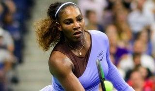 Tennis: forfait a Pechino, stagione finita per Serena Williams