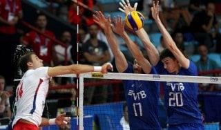 Volley, Mondiali: da Podrascanin a Atanasijevic, il derby della Serbia