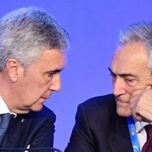 Accordo fatto, Gravina verso la presidenza della Figc (ma Tommasi si sfila)