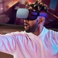 Facebook insiste sulla realtà virtuale. Ecco Oculus Quest