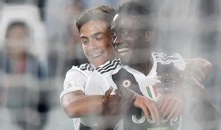 Juventus-Bologna 2-0: in gol Dybala e Matuidi. Adesso la sfida con il  Napoli