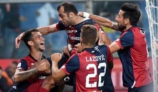 Genoa-Chievo 2-0, il solito Piatek e Pandev affondano i clivensi