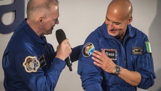 Beyond, la nuova missione nello spazio di Luca Parmitano