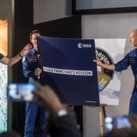 """Parmitano torna in orbita, annunciata la missione """"Beyond"""""""