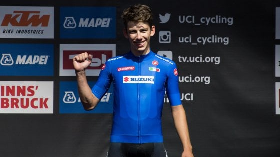 Ciclismo, Mondiali: Fancellu bronzo nella prova in linea jr