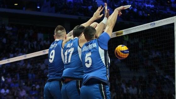 Volley, Mondiali donne: tutto facile per l'Italia, 3-0 al Canada