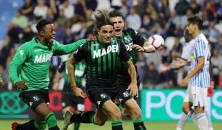 Spal-Sassuolo 0-2, Adjapong e Matri spingono i neroverdi al terzo posto