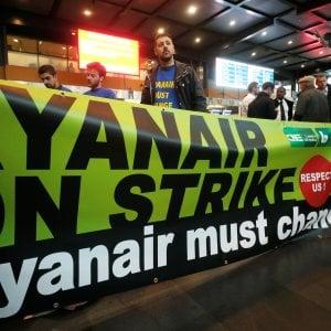 Scioperi, Hsbc boccia Ryanair: per crescere serve la pace sindacale