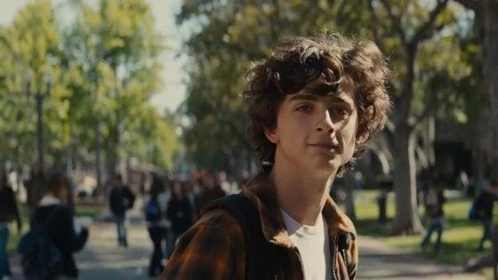 """Quel 'Beautiful Boy' di Timothée Chalamet, la disperazione di un tossico: """"Il mio ruolo più difficile perché vero"""""""
