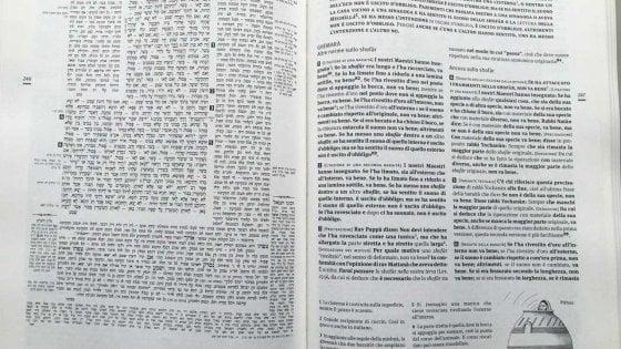 Il software italiano che traduce il Talmud