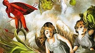 Angeli o demoni? La doppia faccia del veganesimo