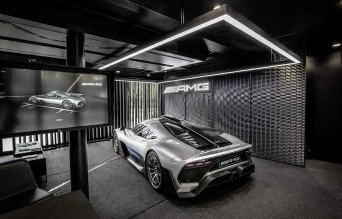 Mercedes-AMG ONE, dalla pista alla strada